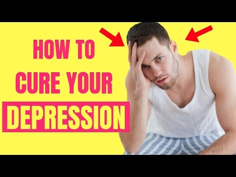 9 Ways to Deal with Depression  | How to Get Rid of Depression and Anxiety