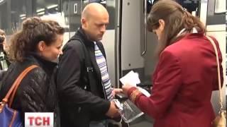 На потяг можна буде сідати з електронними квитками(, 2013-07-23T18:37:09.000Z)