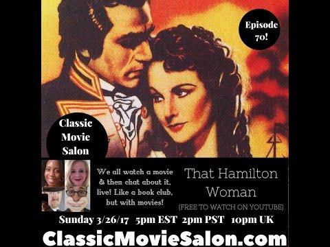 That Hamilton Woman on Classic Movie Salon