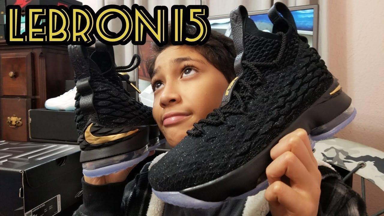 4b76d398060 Nike Lebron 15