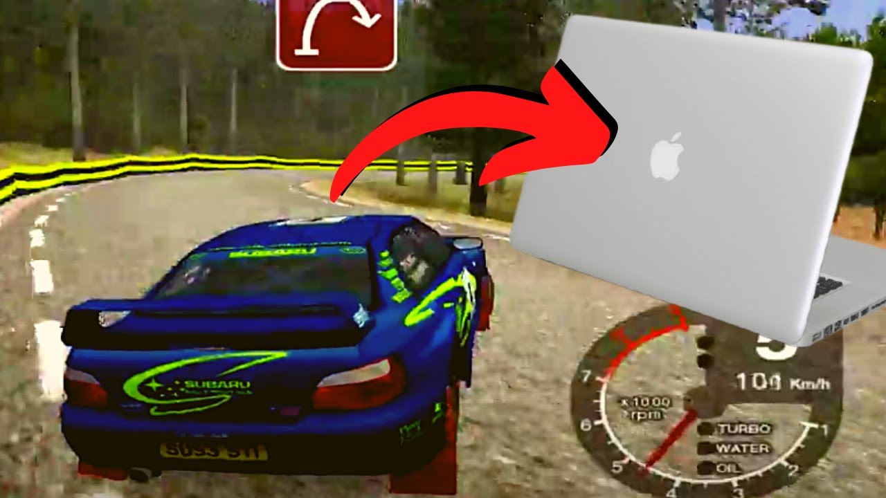 Take a mud bath with this new Colin McRae