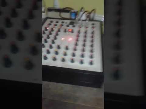 Tes rakitan mixer jowo
