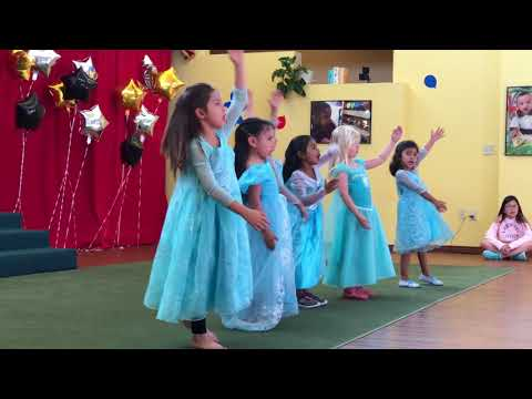 2018 Graduation Performance, King Arthur Montessori Academy