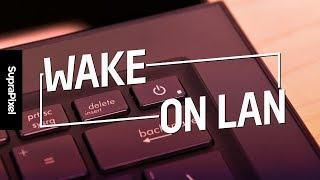 Encender PC desde el celular (Wake On Lan - ¡GRATIS!)
