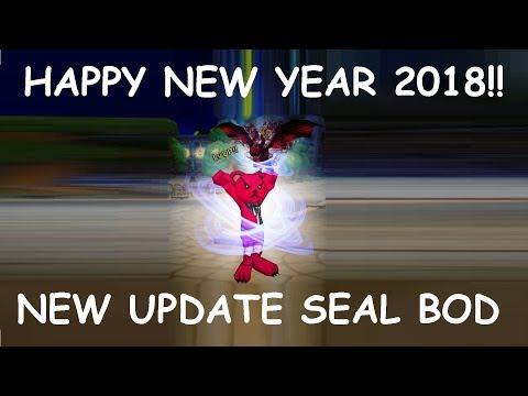 UPCOMING UPDATE SEALONLINE BLADE OF DESTINY 2018| HAPPY NEW YEAR!