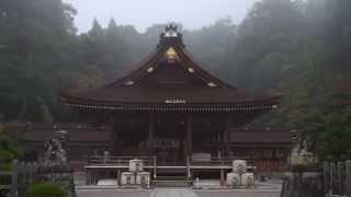 出雲大神宮 京都 Izumo-Dai-jingu Shinto Shrine Kyoto Japan Full HD