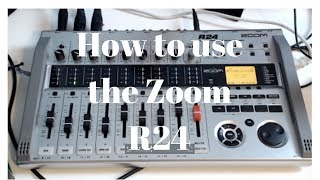 All you need to know about the Zoom R24