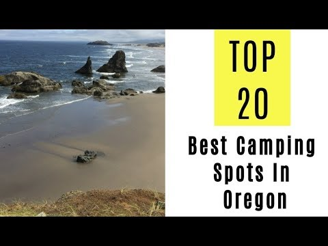 Best Camping Spots In Oregon Top 20 Youtube