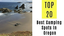 Best Camping Spots In Oregon. TOP 20