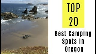 Best Camping Spots Iฑ Oregon. TOP 20