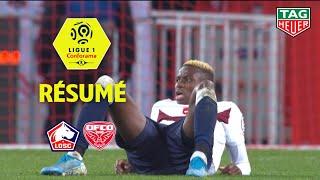 LOSC - Dijon FCO ( 1-0 ) - Résumé - (LOSC - DFCO) / 2019-20