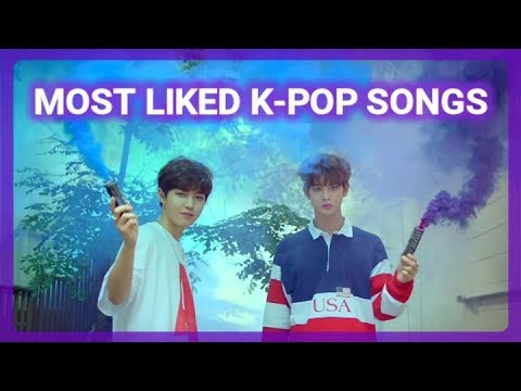 [TOP 50] MOST LIKED K-POP SONGS OF 2017 ON YOUTUBE • SEPTEMBER