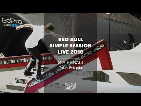 Replay - Skate finals at Simple Session 2018 | Tallinn, Estonia