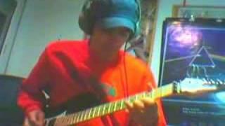 Saint Seiya - Pegasus Fantasy (solo guitar)