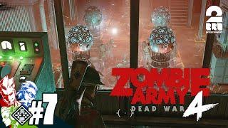#7【超自然兵器】弟者,兄者,おついちの「Zombie Army 4: Dead War」【2BRO.】