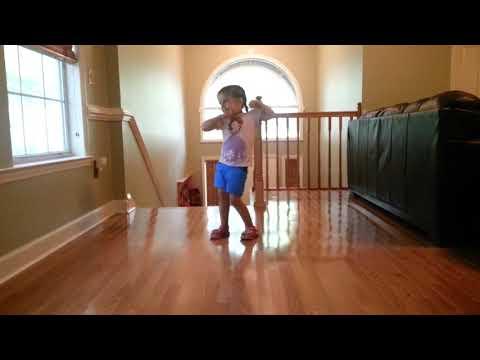 The dancing martial artist