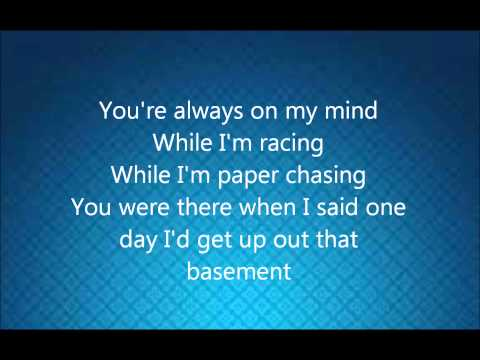 Akon - Keep you much Longer (Lyrics Video)
