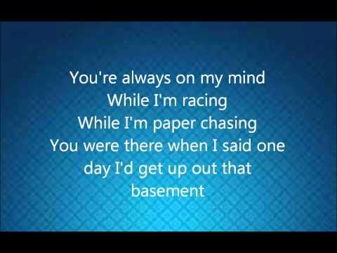 Akon - Keep you much Longer (Lyrics Video)