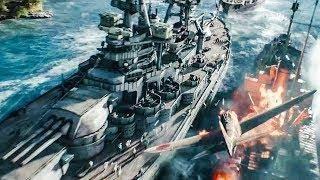 Мидуэй --Русский трейлер 2019--Midway.  ミッドウェー海戦