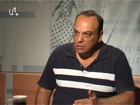Interview with NKR former minister of foreign affairs Arman Melikyan