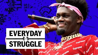 Ugly God On Debut Album 'Bumps & Bruises,' Record Label Situation, Rap Fans & More|Everyday Struggle