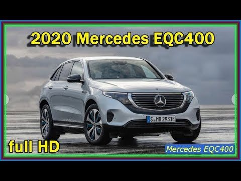 2020 Mercedes EQC - New Mercedes Benz EQC400 2020 Review - Video Interior Exterior