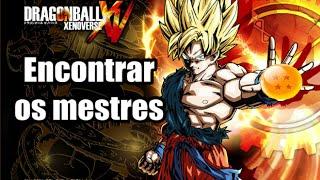 Dragon Ball Xenoverse - Dica #7 - Como encontrar os mestres