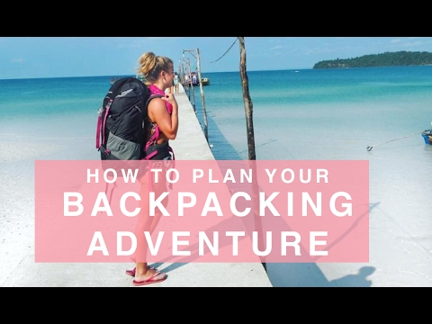 How To Plan YOUR Backpacking Trip From Start To Finish | Where's Mollie?