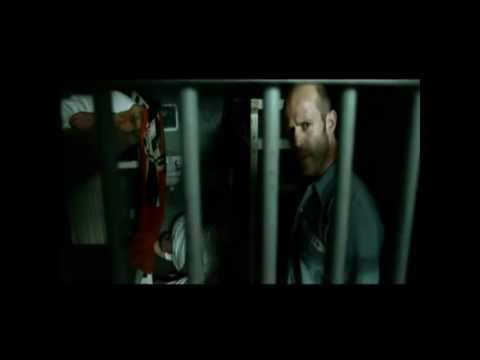 Jason Statham prison scene in Death Race:...