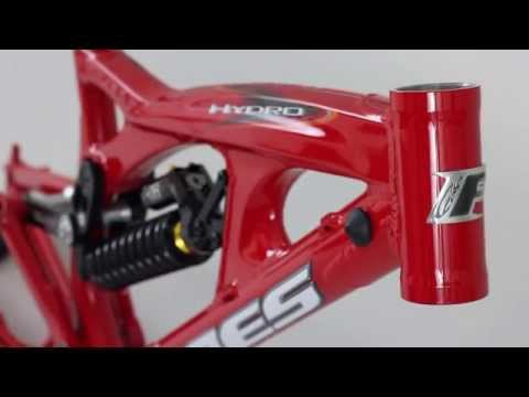 Foes Racing Hydro DH Downhill Frame 2013 | THE CYCLERY