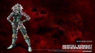 Mortal Kombat Armageddon-Khameleon Arcade Ladder(Wii)