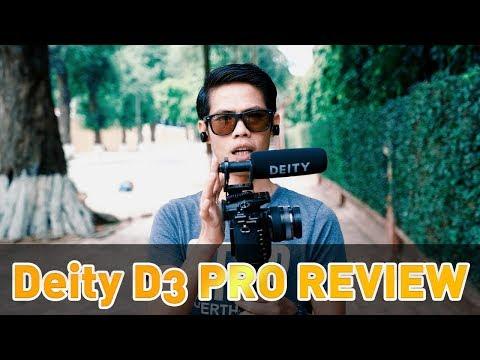 My New Vlogging Mic: Deity V Mic D3 Pro