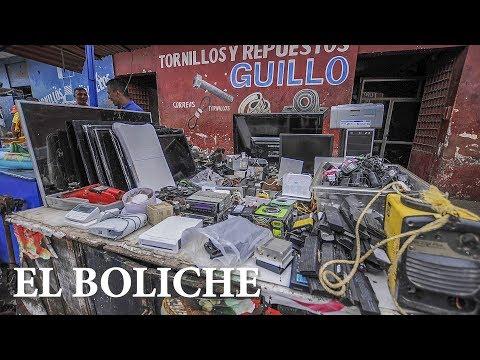 La era digital se toma 'El Boliche' en el centro de Barranquilla
