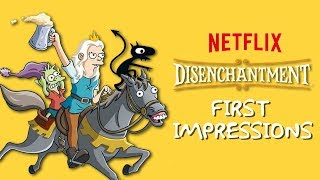 Disenchantment | Is It Worth Watching?