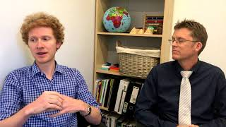 Health Highlights // Clinical Child Psychologist Asher Morrison