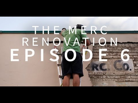 YOU WILL NOT BELIEVE WHAT WE FOUND!! The Merc Renovation Episode 6