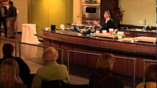 Healthy French recipes using a Pressure Cooker with Chef Adeline