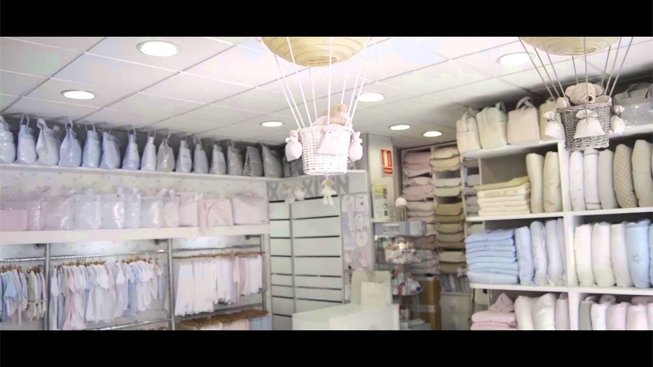 Xitin tienda de bebe y decoraci n granada youtube for Decoracion bebe