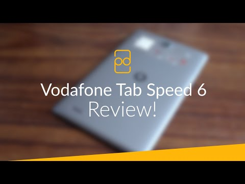 Vodafone Smart Tab 4 Unboxing & Review #Vodafone #SmartTab