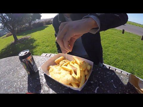 New Zealand 🇳🇿 Fish And Chips Ft. Nick Kanwar 🙏