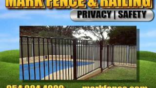 Marks Fence And Railing, Custom Design, Fence, Plantation Cu