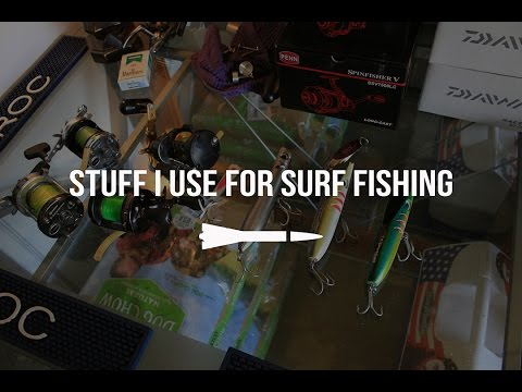 Texas Surf Fishing Rigs And Tips | Surf Fishing Setups