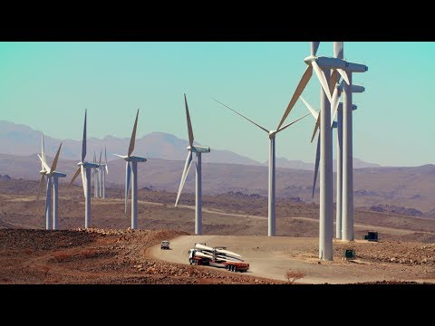 Lake Turkana Power project by Bolloré Transport & Logistics
