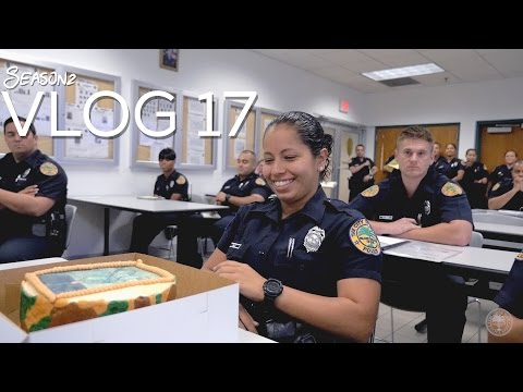 Miami Police VLOG: She's getting deployed to Afghanistan