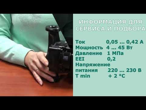 Все о насосе ALPHA1 L 25-60 180 99160584 для циркуляции и отопления