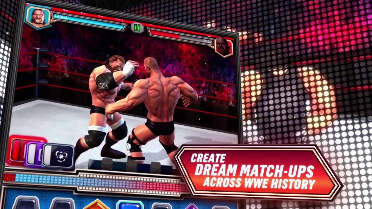 WWE Champions Trailer