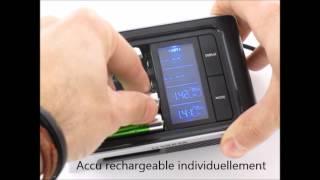 Тест charger Varta lcd ultrafast 15хв NiMh AAA і AA