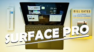 RECENSIONE Surface Pro 2017: CORE i7 vs CORE i5