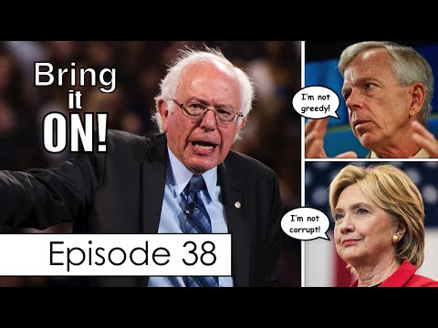 Bernie Sanders' Spat With CEOs, Hillary's Hypocrisy, New York, & More | Episode 38