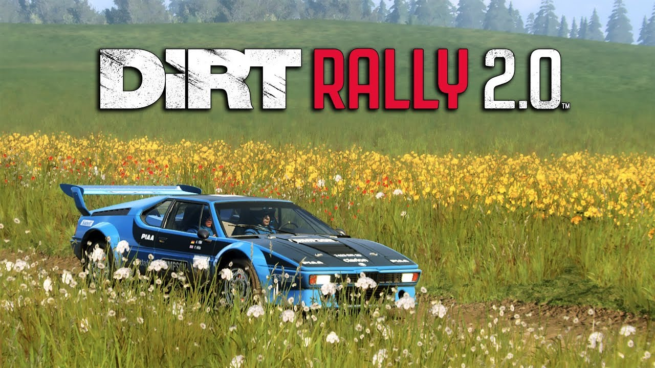 DiRT Rally 2.0 | BMW M1 Procar Rally @ Poland - Lejno